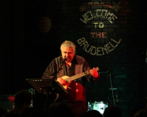 Daniel Johnston in Leeds in November 2009