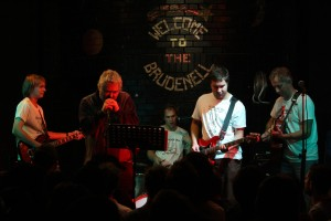 Daniel Johnston and The Wave Pictures at The Brudenel