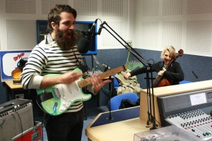 Choir Of Young Believers at BCB 106.6FM