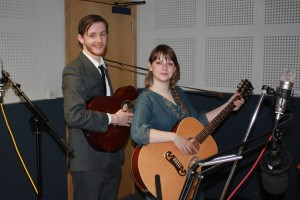 Trevor Moss & Hannah Lou at BCB