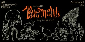 Pavement to curate ATP Festival