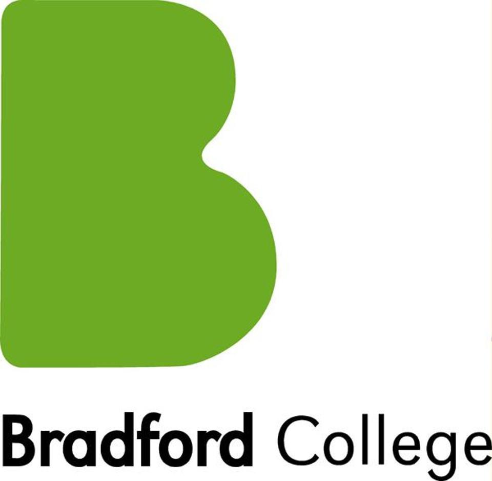 Bradford College logo