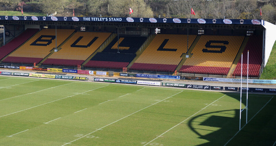 Bradford stadium