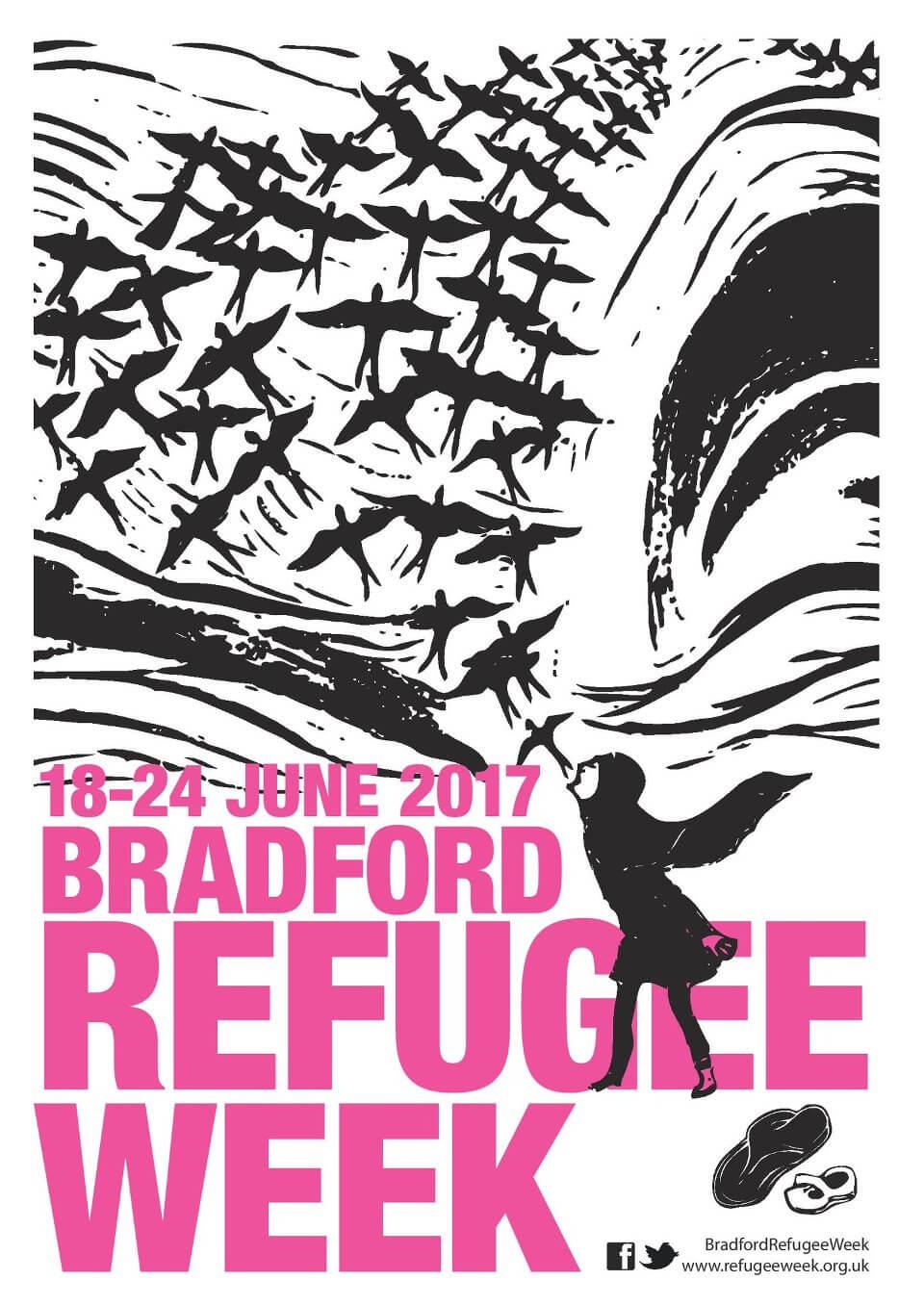 BCB Refugee Radio flyer