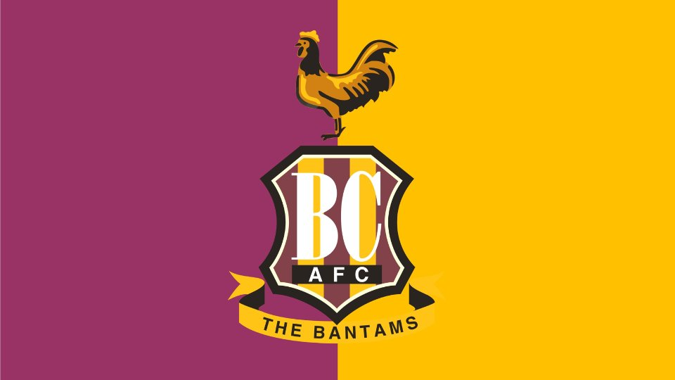 a bright logo featuring a rooster of sorts