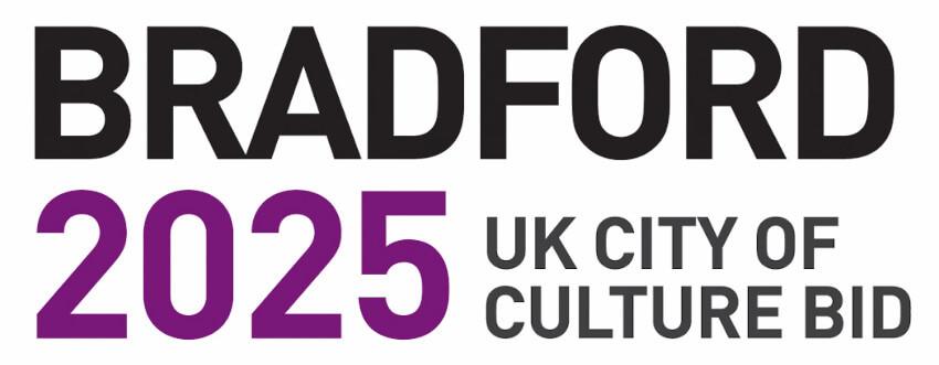 City of Culture 2025 text logo