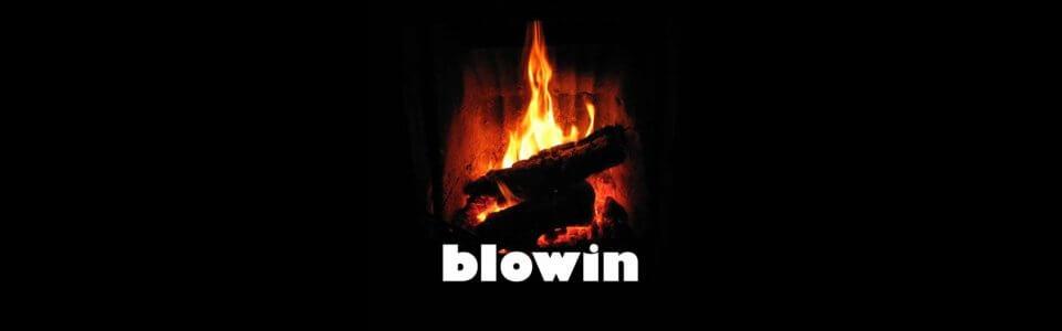 Blowin logo