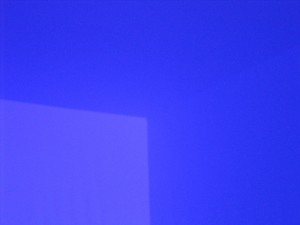 Edge of infinity, James Turrell