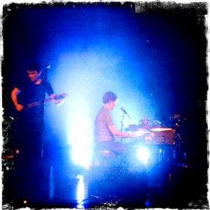 Field Music at ATP, pic by EmmaBob3