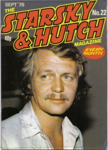 Starsky & Hutch Magazine issue No.22