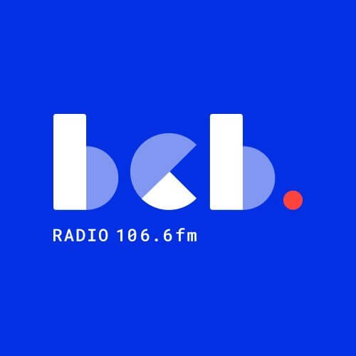 bcb Logo is very blue in colour
